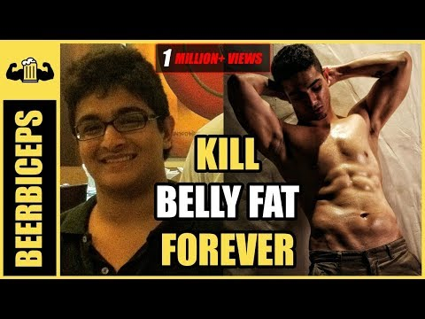 Burn belly fat – FOR INDIANS – BeerBiceps FITNESS ADVICE