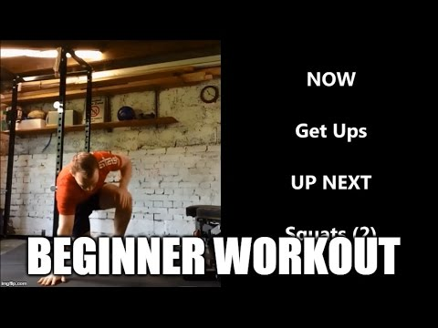Beginner Workout Routine – Overweight or Unfit Guys