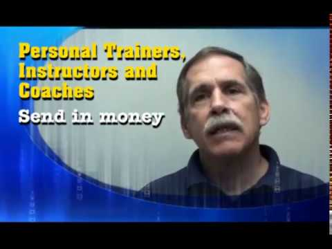 Personal Trainers, Coaches – …Get The Working knowledge