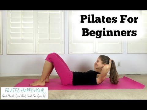 Pilates for Beginners – Beginner Pilates Mat Exercises