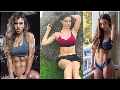 Sexiest body in the World | Top 10 hottest female fitness models || Be That Change