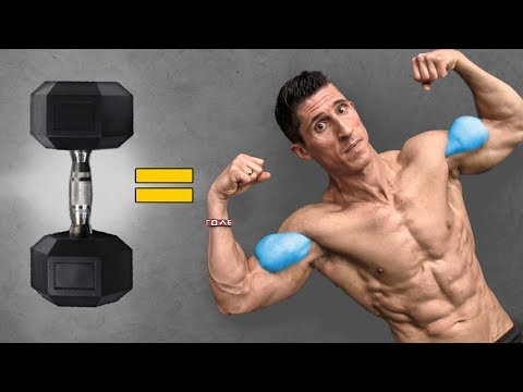 The BEST Dumbbell Exercises – BICEPS EDITION!