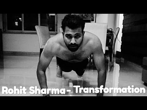 Rohit Sharma – Fitness, Workout & Transformation.