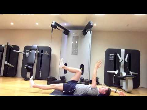 Golf Fitness in 5 – Core Exercises For Golf And Strength. Athletic Golf Training