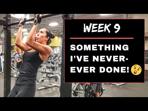 WEEK 9 – SOMETHING I'VE NEVER DONE (KETO DIET COMPETITION)