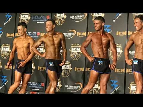 WINNING MY FIRST MALE FITNESS MODEL COMPETITION