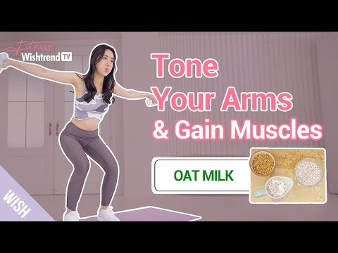 The Best Working Arm Toning & Muscle Shaping Workout for Women | Get Rid of Flabby Arms