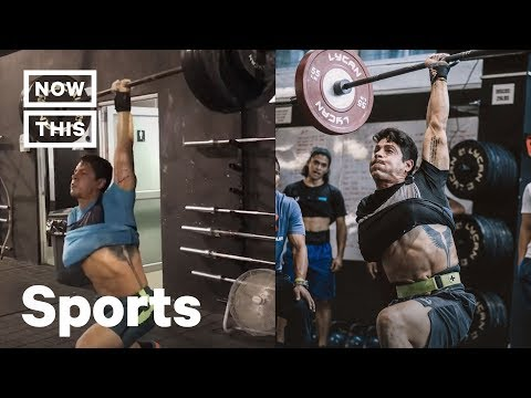 How This Adaptive Weightlifter Trained to Lift 175 Lbs. With One Arm | NowThis