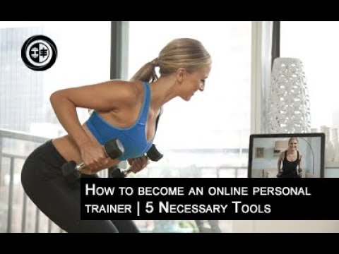 How to Become an Online Fitness Coach: Getting Started As An Online Personal Trainer