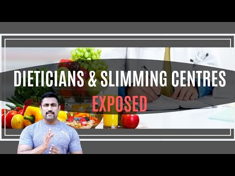 DIETITIANS AND SLIMMING CENTERS EXPOSED- THE BIGGEST LIE THEY TELL YOU