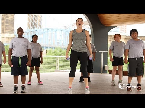 HealthWorks! Youth Fitness 301 – Cardio with Weights | Cincinnati Children's