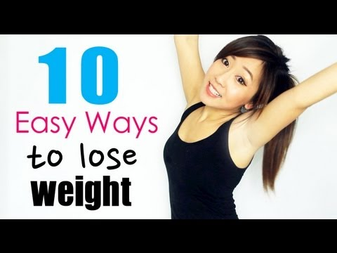 10 Easy Ways to Lose Weight