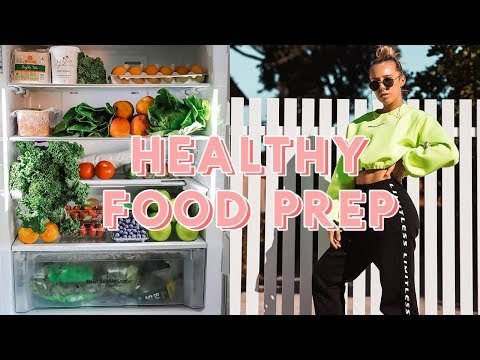 Calories, Macros, Diet!? Come Grocery Shopping With Me + Food Prep