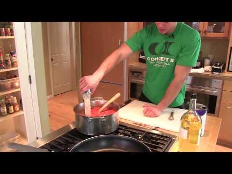 CrossFit – Cooking Seafood Bouillabaisse