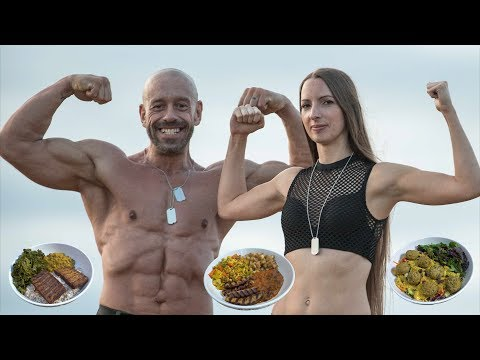Day Of Vegan Muscle Meals + Exciting News!