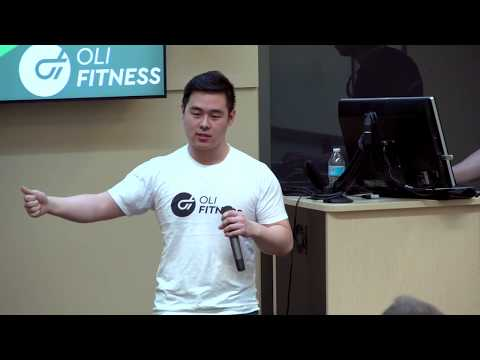 VIBE Business Competition – Oli Fitness