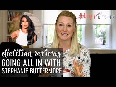 Dietitian Reviews Stephanie Buttermore's ALL IN Videos | Hypothalamic Amenorrhea