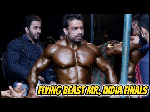 GAURAV TANEJA MR. INDIA COMPETITION | FLYING BEAST | FIT MUSCLE TV | BORN CREATOR