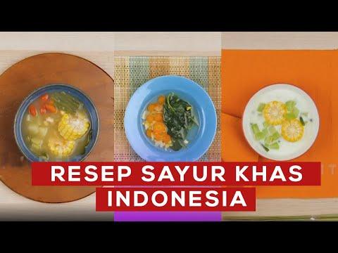 Inilah Resep Makanan Sayuran Simple & Murah Cocok Untuk Diet !