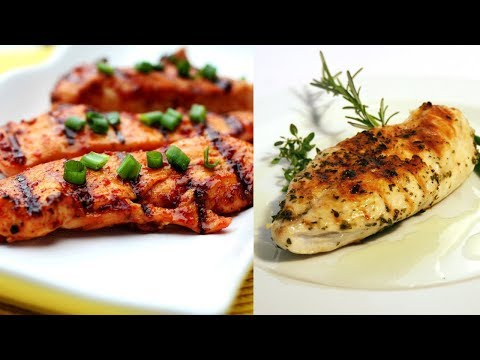 13 Healthy Chicken Recipes For Weight in 2019 😱😱