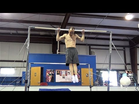 TRI SET PULL UP EXERCISE TO WORK THE WHOLE LENGTH OF THE LATS – Gymnastics Calisthenics Fitness 4K