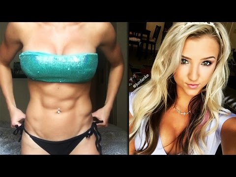JORDAN EDWARDS – Fitness Model: Workouts for Weight Loss and Slim Body @ USA