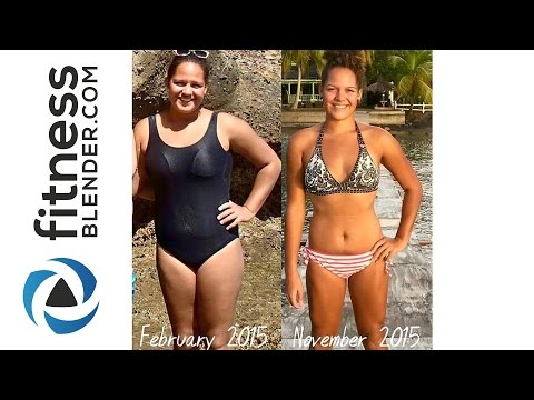 Fitness Blender Before and After – Changes After Weeks/Months/Years of Exercise & Clean Eating