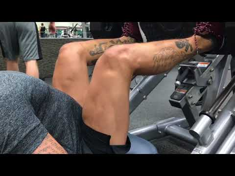 Leg day at your local gym routine 1 neeno's essential workouts
