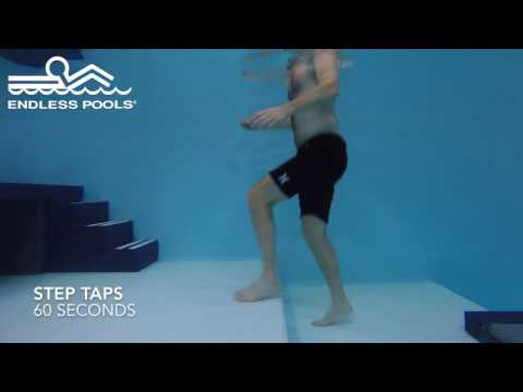 Hydrotherapy Exercises | Water Exercises for Knees | Water Exercises for Arthritis | Endless Pools
