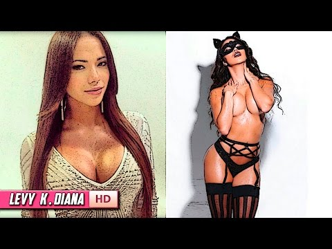 LEVY K. DIANA Amazing Fitness Model :👙 Hottest Latina Model in the world!!!👙