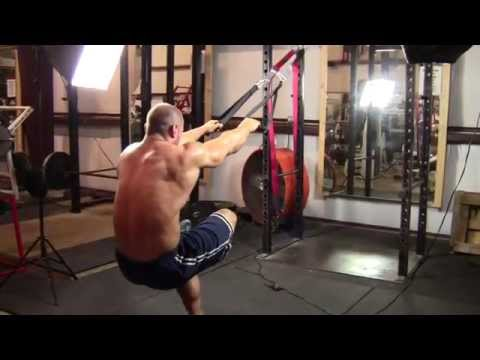 Rip 60  Suspension Trainers – Home Workout (Supersets) l Scott York Fitness