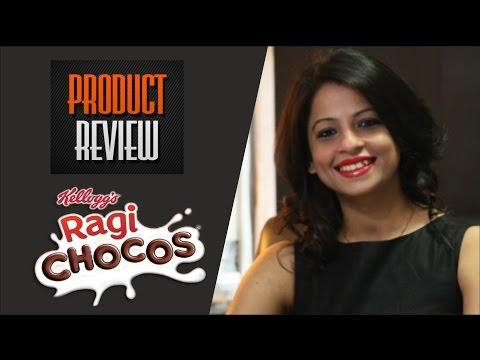 Product Review | Kellogg's Ragi Chocos for Children | By Dietitian Shreya