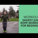 The Easiest Jump Rope Workout for Beginners from Crossrope