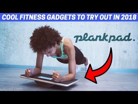 5 Cool FITNESS Gadgets you wanna try out 2018
