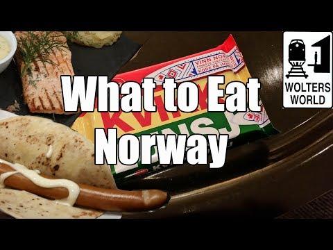 Norwegian Food – What to Eat in Norway