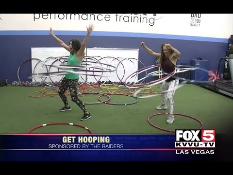 FIT FRIDAYS with S&S HULA HOOP Fitness with Getti Kehayova