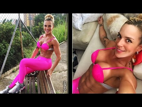 GUILLOLA GONZALES – Fitness Model: Workout, Fitness & Female Fitness Motivation @ Colombia