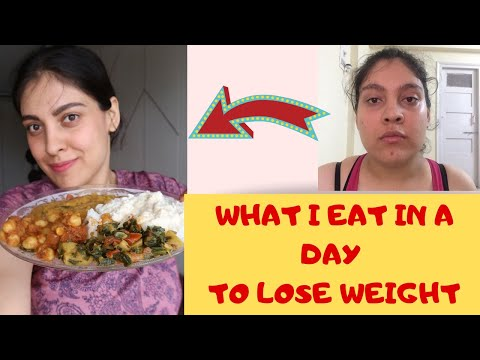 Indian What I Eat In A Day | DESI DIET| WEIGHT LOSS MEALS | VEGAN | Naomi Ganzu Fitness