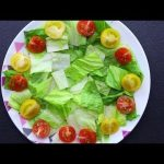 Ten Healthy Salad Recipes For Weight Loss !