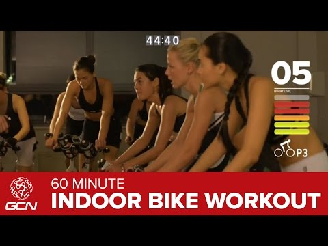 Cycling Workout – Get Fit With GCN's 60 Minute Turbo Trainer Class