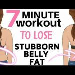 7 Minutes Flat Tummy & Abs Workout