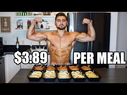 Healthy and Easy Meal Prep on a Budget