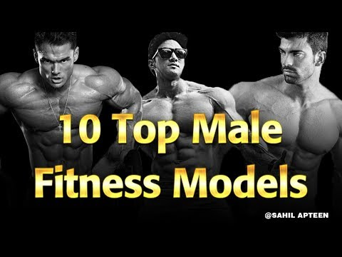 Top 10 – Best Male Fitness Models | Inspiring Body Builders | Which One is your Favorites | YouTube