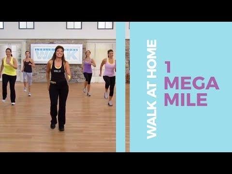 1 Mega Mile   At Home Workouts