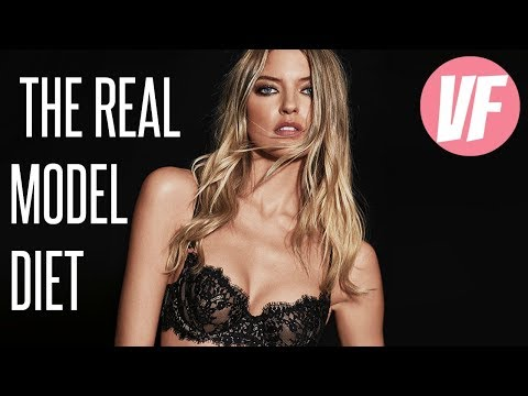 The Truth About The Victoria's Secret Model Diet