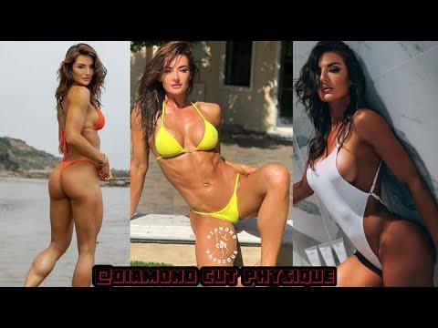Whitney Johns WBFF Pro Awesome physique | Sexy Female Fitness Motivation | Whitney Johns Workout