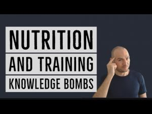 Practical Diet and Fitness Training Tips by Antranik (Fat Loss, Endurance, Consistency)