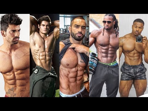 Top 5 Best Physique Male Fitness Models In The World 2019 – WHO IS YOUR FAVORITE?