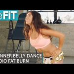 Belly Dance Workout for Beginners: Cardio Fat Burn- Leilah Isaac