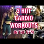 3 Different HIIT Cardio Workouts You Can Do In Your Gym | StairMaster VS. Treadmill